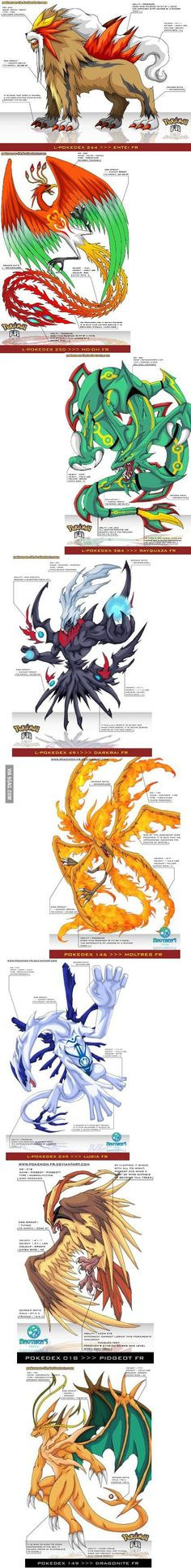 Badass pokemon