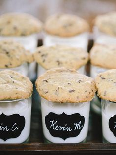 15 Escort Card Ideas You Haven't Seen All Over Pinterest | Photo by: Mirelle Carmichael Photography | TheKnot.com