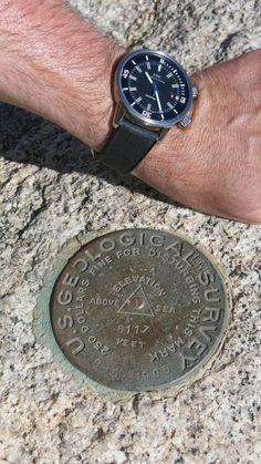 IWC Schaffhausen | Fine Timepieces From Switzerland | Forum | VC Aquatimer on Vacation!