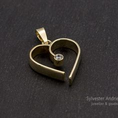 Gems Jewelry, Silver Jewelry, Fine Jewelry, Jewelry Making, J Necklace, Stud Earrings, Memorial Jewelry, Diamond Pendant, Jewelry Design