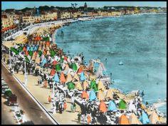 Les Sables d'Olonne, carte postale ancienne...