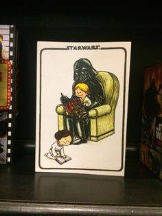Star Wars 'I am your Father' book - love this! #starwars #book #movie #memorabilia #collecting