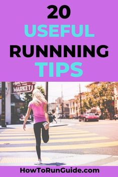 Running tips are valuable - don't make running harder! Instead, listen to these 20 important running tips and become a better runner today. Training Plan, Running Training, Running Workouts, Running Tips, Training Equipment, Running Form, Learn To Run, How To Start Running, How To Run Faster