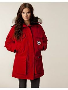 Canada Goose' women's expedition jacket