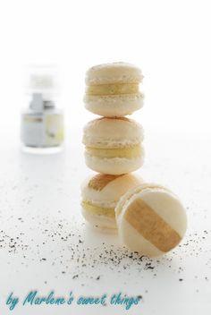 {Werbung} Vanille-Macarons