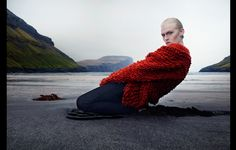 Gudrun & Gudrun designers in the Faroe islands , wool knits & luxurious feel.@Sean Kennedy Santos