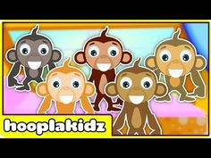 Five Little Monkeys Song Video - Teach, Assess, Analyze with the Largest K-12 Resource Catalog