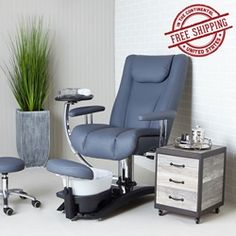 Embrace Pedicure Chair by Belava