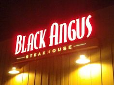 Photo of Black Angus Restaurant  Where people used to dress up to go. We would go on special occasions.