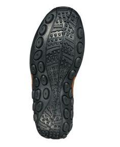 Merrell Jungle Nubuck Moc Slip-On Shoes - Brown 11.5M