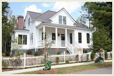 modern farmhouse plan and serenbe - Google Search