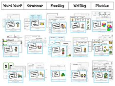 common core literacy centers for 2nd grade