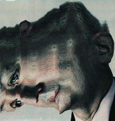 Kollage Kid aka Michael Leigh (British, based England) - Who iz Dis? Evanescence, Weird Dreams, Glitch Art, Graphic Design Inspiration, Design Ideas, Photomontage, Portrait Art, Art Pictures, Art Inspo