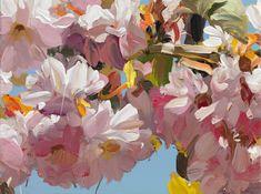 jan de vliegher, blossoms 2011, 45x60cm
