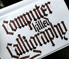 Calligraphy Letters by Sachin Shah   Inspirational Calligraphy & Lettering on Calligraphy Masters
