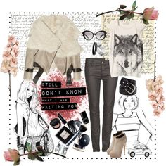 """still don't know.."" by ana2cats on Polyvore"