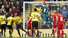 PL Watford vs Liverpool 3-0