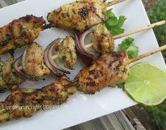 Citrus-Herb Chicken Kabobs