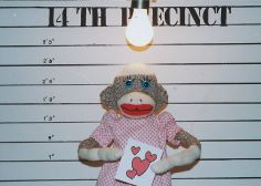 Sock Monkey humor | Sock Monkey Love | Flickr - Photo Sharing!