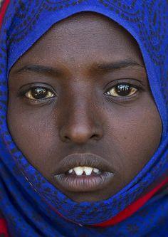 Afar Tribe Woman With Sharpened Teeth, Assaita, Afar Regional State, Ethiopia   Flickr - Photo Sharing!