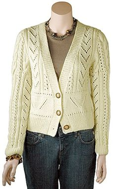 Hibito Cardigan free knitting pattern and more cardigan sweater knitting patterns