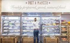 Pret a Manger Introduces New Veggie & Vegan Options. It's even easier to grab a bite to eat on the go now as Pret A Manger announce they will be launching a new selection of bright, vibrant and flavoursome vegetarian and vegan snacks, sandwiches and breakfasts as demand for meat-free options continues to grow…