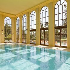 DESIGNSPAS Stoke Park Spa - Stoke Park, Stoke Poges, Buckinghamshire | Luxury spa offers available from £199 per person