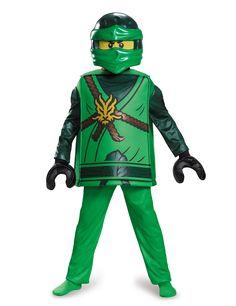 Disfarce de luxo Lloyd Ninjago® - LEGO® #Natal #Natal2016 #Lego #Ninjago #NexoKnights #LEGOdisfarces