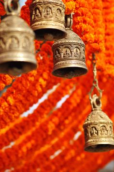 Copper wedding bells | Bangalore