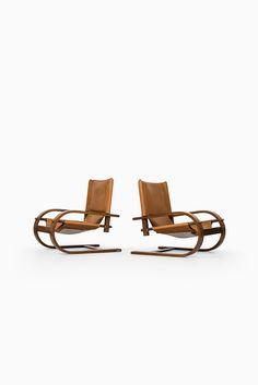 Gionathan de Pas & Donato D'Urbino & Paolo Lomazzi easy chairs at Studio Schalling