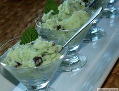 Mint Dark Chocolate Chip Ice Cream