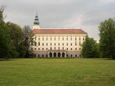 Archbishop's Chateau and Gardens - Kromeriz, Czech Republic Czech Republic, Pisa, Trip Advisor, Attraction, Tower, Gardens, Building, Travel, Voyage