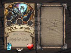 Fantasy Trading card - Google Search