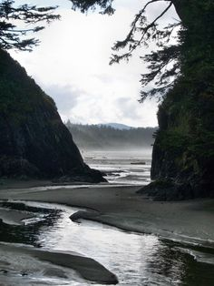 One of my favorite spots on the planet - Tofino, BC, Canada