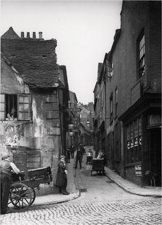 Drury Hill Nottingham 1906 Photo: Heritage Images