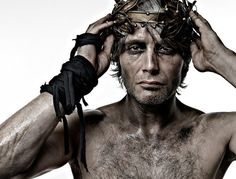 Mads Mikkelsen, one of the most interesting actors I've ever watched