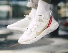 big sale 2f9ca 2925c Nike React Element 87 Sail come out this summer