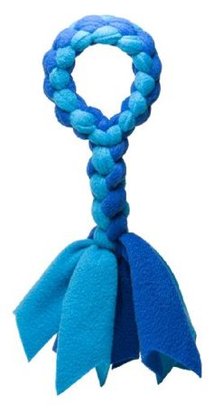 Squishy Face Studio Braided Fleece Tug Rope Dog Toy *** You can get additional details at the image link.