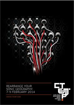 electronic music Festival poster images - Google Search