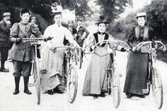 Blog post: Rules for women bike riders 1895 herplunk.com