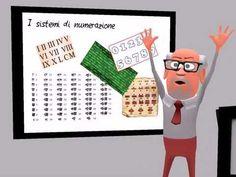 Cosa sono i sistemi di numerazione - Schooltoon - YouTube