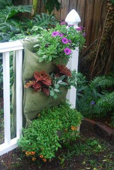 The Urban Garden-vertical planter, hanging garden $29.99