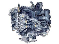 porsche cayman f6 engine
