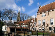 Historical Amersfoort by Watze D. de Haan