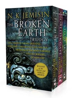 The Broken Earth Trilogy: Box set edition Best Novels, Fantasy Fiction, First Novel, Wall Street Journal, Book Of Life, Worlds Of Fun, Tolkien, Ebook Pdf, New Books