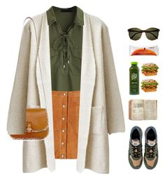 """""""*1488"""" by cutekawaiiandgoodlooking ❤ liked on Polyvore featuring Rebecca Minkoff, Yves Saint Laurent, laContrie, cute, casual, suede, brunch and beautifulhalo"""