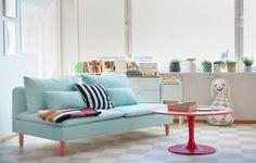 soderhamn ottoman replace legs - Google Search