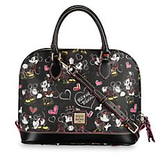 Minnie Mouse Hearts And Bows Satchel By Dooney Amp Bourke Bags Amp Totes Adults Disney Store