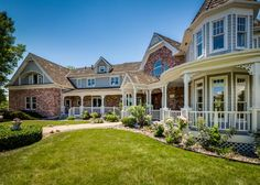Tour a Gorgeous Victorian-Style Home in Niwot, Colo. | 2016 | HGTV >> http://www.hgtv.com/design/ultimate-house-hunt/2016/making-an-entrance/making-an-entrance-lush-landscaping-in-niwot-colo?soc=pinterest