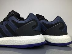 online store f2520 94846 Adidas Pure Boost Y-3 Yohji Yamamoto Black Blue BY8956 Sneaker for Sale6 Y 3